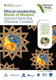 Ethical leadership and the influence of Confucius