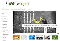 CoBS Insights