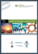 Energy, business and society