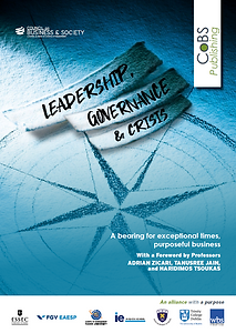The large-scale upheavals of recent times have left people without a compass bearing which has created extremity of thought and of leadership. Leadership, Governance, and Crisis offers a new bearing for all those interested in ethical leadership and business with a purpose for the New Normal.