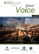 Global Voice magazine #2 Councl on Business & Society