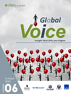 Council on Business & Society Global Voice magazine, research in CSR, innovation, social enterprise