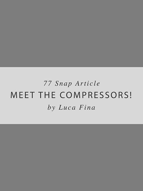 SNAP ARTICLE COMPRESSOR