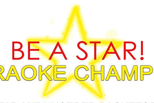 Be A Star - Karaoke Champion
