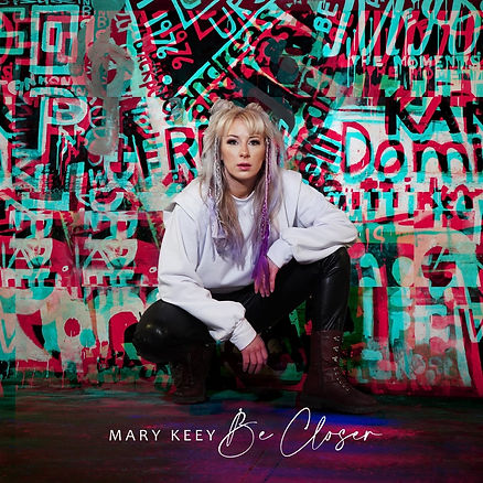 Mary Keey - Be Closer CD Cover.jpeg