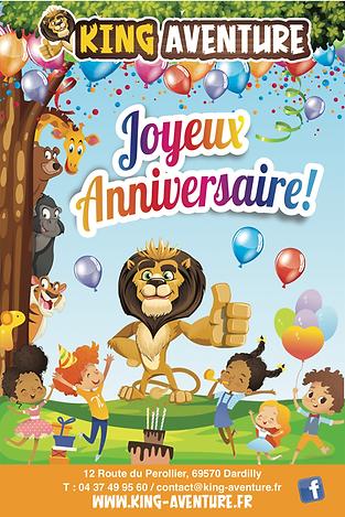 King aventure, parc de jeux et d'animations pour enfants, Lyon, Dardilly