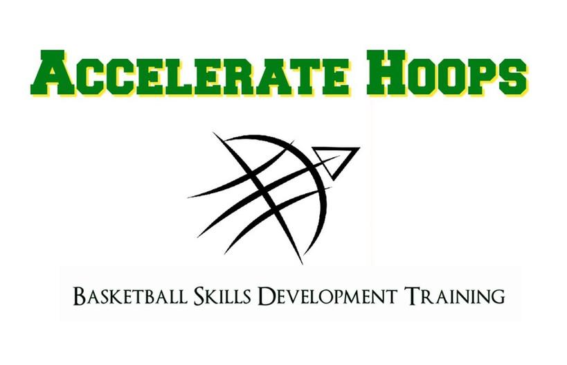 Accelerate Hoops Logo