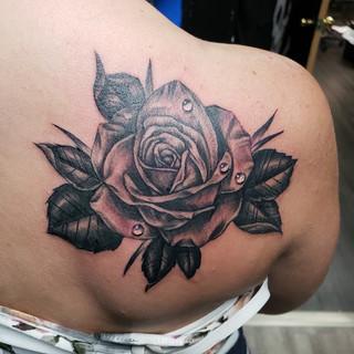 Tattoo by Scott