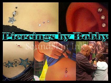 Piercings by Bobby
