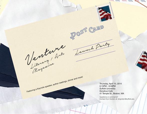 Venture Literary / Arts