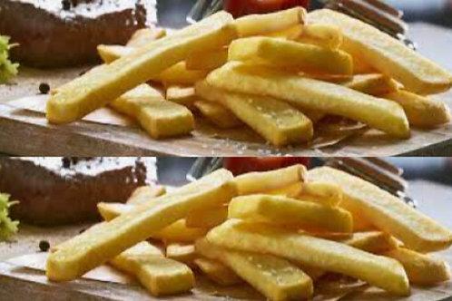Frozen Original Steakhouse Fries 2.5 Kg