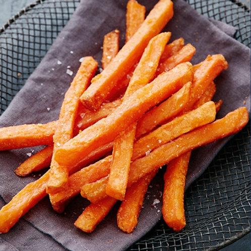 Frozen Sweet Potato Fries 6/6 USA ( 1.1 kg )