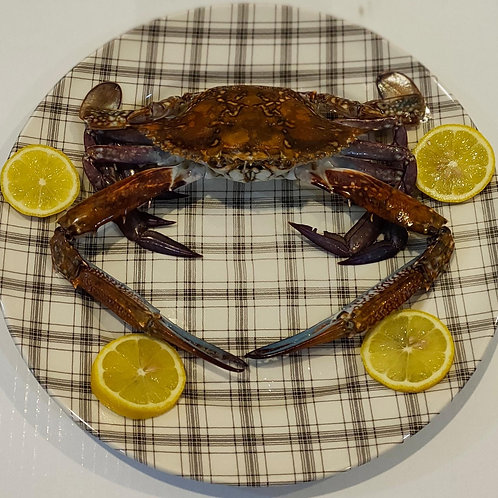Tunisian Crab 1kg 300-400 Grams ( 3 Pcs )