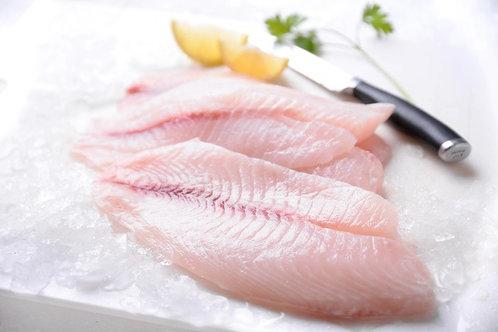 Frozen Talapia Fish Fillet 2.5 Kg