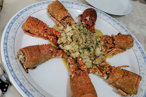 Lobster Whole IQF 300/400 ( Small ) 9 Pcs ( 3 Kg )