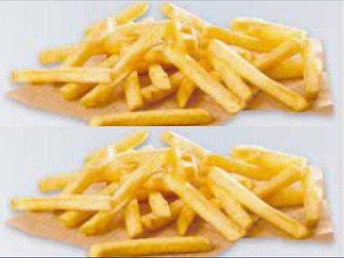 Frozen French Fries Sure Crip 9/9 2.5 Kg