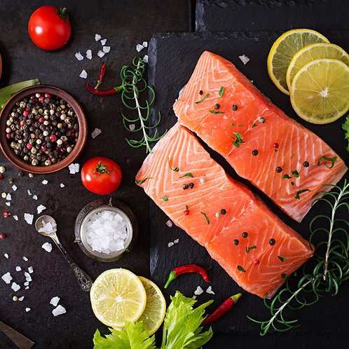 Salmon Smoked ( Scotland ) 1+ Kg