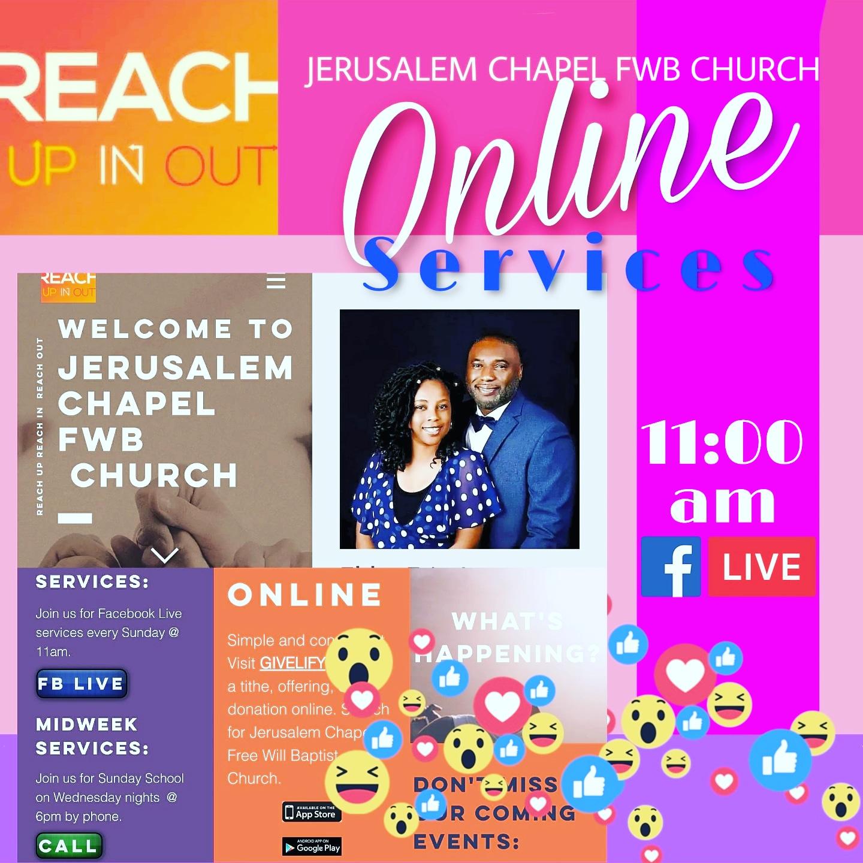 Religious Org Website