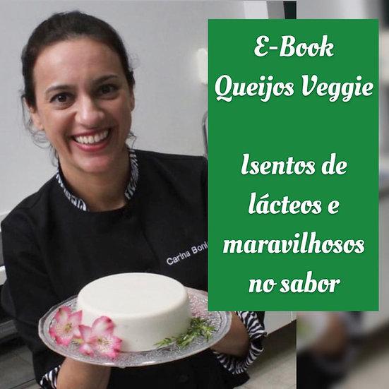 E-book de Queijos Vegetais