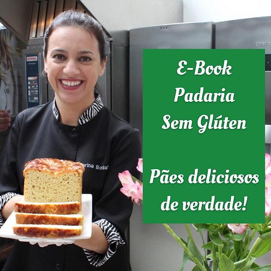E-book Padaria sem Glúten