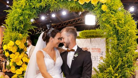 Casamento Ginasta