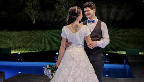 Casamento Pq de Diversões