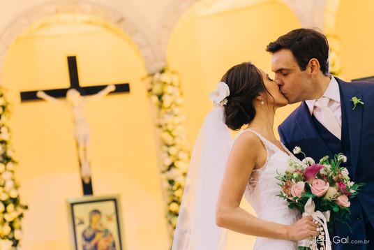 Flavia e Bruno_ Igreja P. Socorro e Cont