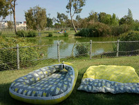 קן שינה - בייבי נסט בפארק