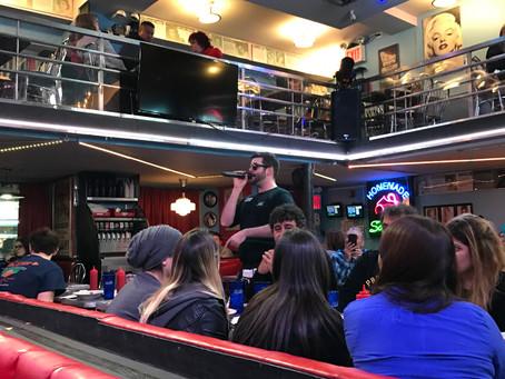 Singing Diner