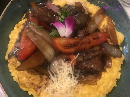 Peruvian dinner