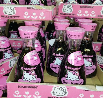 Orange County-RAMEN & Hello Kitty!! Oct 30, 2015