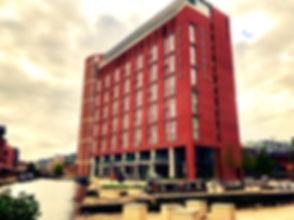 DoubleTree by Hilton - Granary Wharf Leeds Hotel