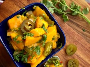 Mexican Mango Salsa