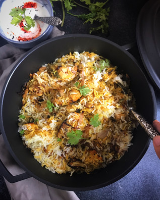 Chicken Biryani Simplified