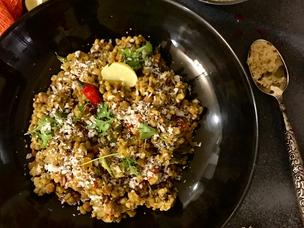 Indian Moong Stir Fry