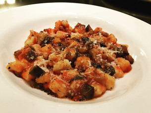Gnocchi With Eggplants