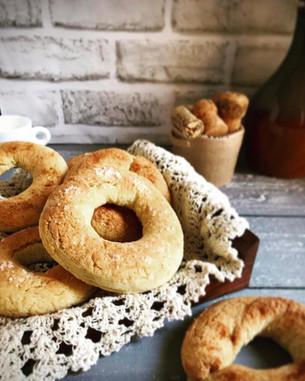 Taralli - Italian Easter Cookies
