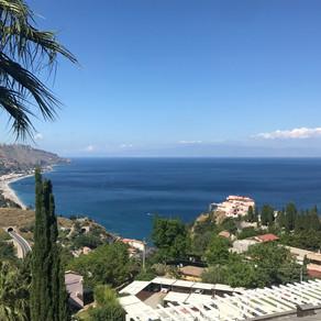 Sun-kissed Sicily