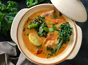 Thai red curry with kale.JPG