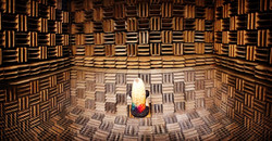 Anechoic Chamber at Bell Labs
