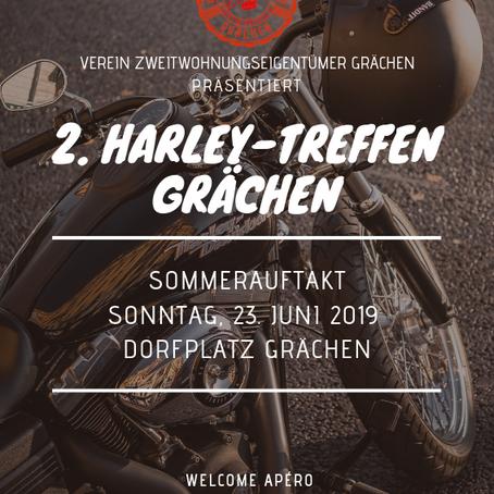 2. Harley-Treffen in Grächen