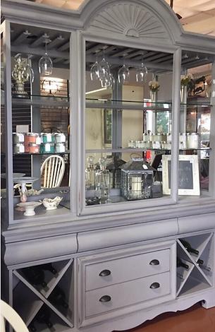 Large Bar Cabinet