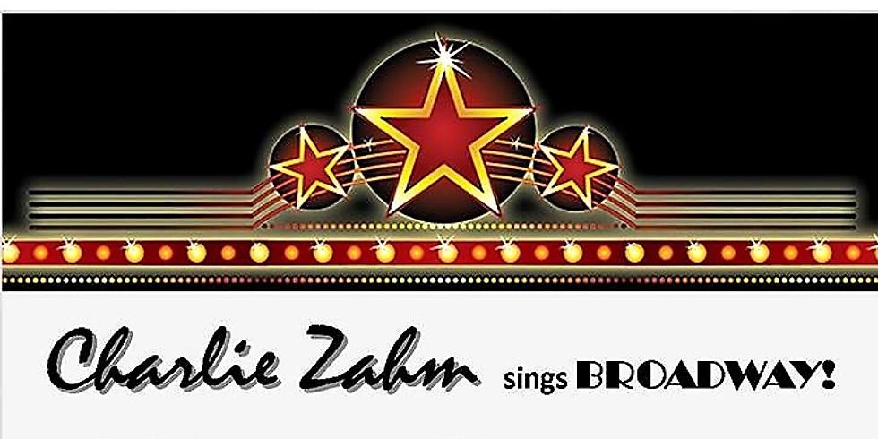 Charlie Zahm Sings Broadway -- Annual Fundraiser (1)