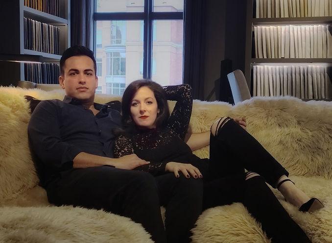 Sparrow Live Presents: Jennifer Caraluzzi and Eduardo Ramos in DuetAllNight Cabaret
