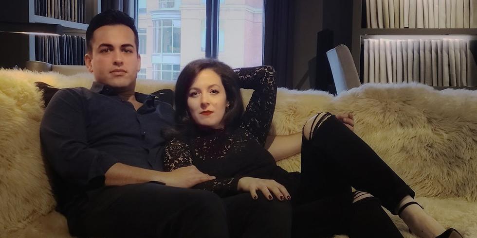 Sparrow Live Presents: Jennifer Caraluzzi and Eduardo Ramos in DuetAllNight Cabaret Greatest Hits!