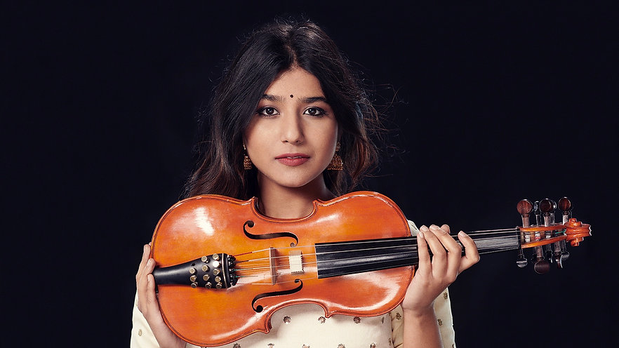 Available Now: An Evening of Indian Carnatic Music with Apoorva Krishna