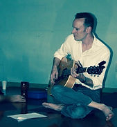 Daniel Clement Yoga | About | Yoga Courses and Certifications | Playing Guitar
