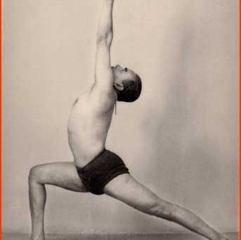 B.K.S. Iyengar and the development of posture