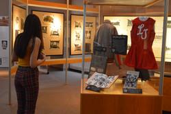Experience the Lake Jackson Memories exhibit.