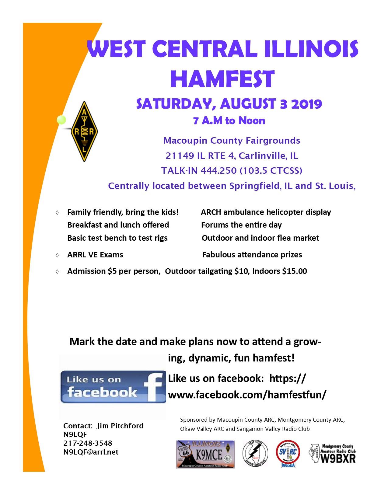 Hamfest | K9MCE Radio Club